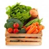 Fresh food to lower high cholesterol