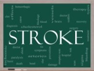 Strokes can be side effects of blood thinners and blood clot meds