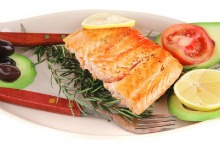 Eat fish for insulin resistance belly fat help