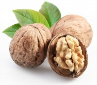 Less LDL cholesterol with walnuts