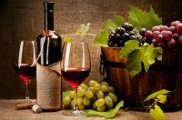 Red wine and resveratrol among natural blood thinners