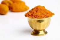 Blood thinning spices turmeric curcumin
